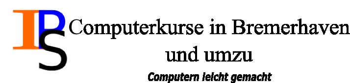 Computerkurse in Bremerhaven und umzu